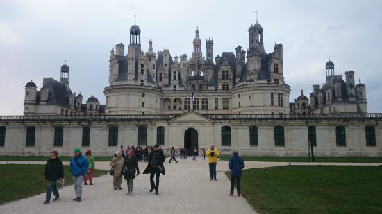 Hotel Saint Cyr: Chambord