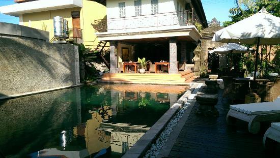 garten mit pool - picture of puri garden hotel & restaurant, ubud, Best garten ideen