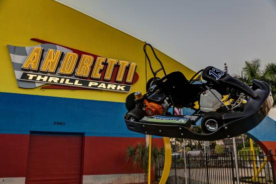 ‪Andretti Thrill Park‬