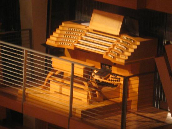 Kauffman Center for the Performing Arts: We attended the premiere of the Kauffman's organ