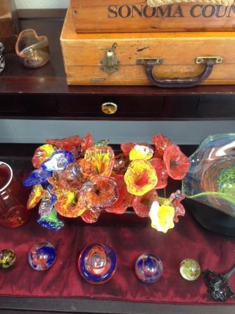 Terrapin Glassblowing Studio: Beautiful Glass Flowers