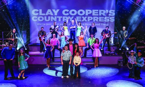 Clay Cooper Theatre: Clay Cooper's Country Express