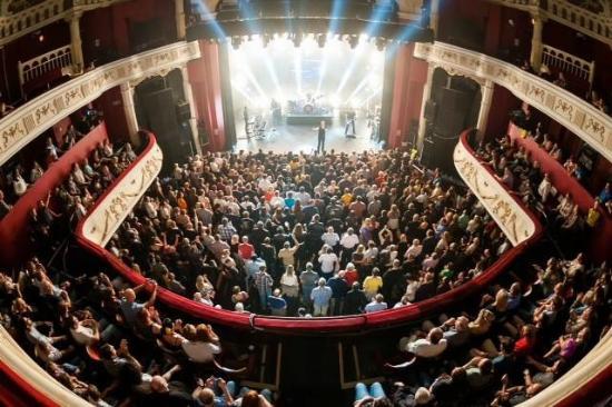 牧人布什帝国剧场