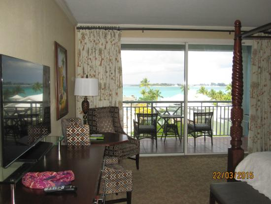Sandals Royal Bahamian Spa Resort & Offshore Island: Inside Room 1522