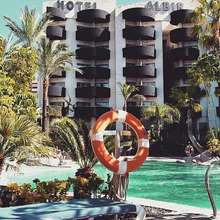 Albir Playa Hotel & Spa : Albir hotel 29 mars - 5 avril 2015