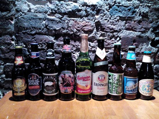 Blue Lounge Scarborough: Great Selection of Craft Beer