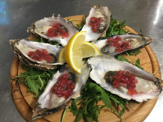 The Brick House: Carlingford Oysters