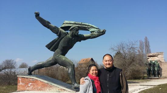 Memento Park statue of bygone communist era - Picture of Emily Guide ... a00e202f3c4
