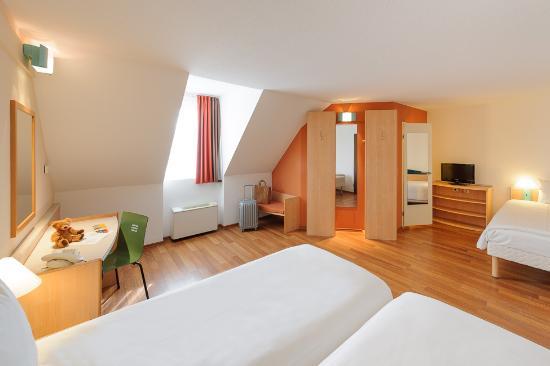 Ibis Bamberg Altstadt: Familienzimmer Standard