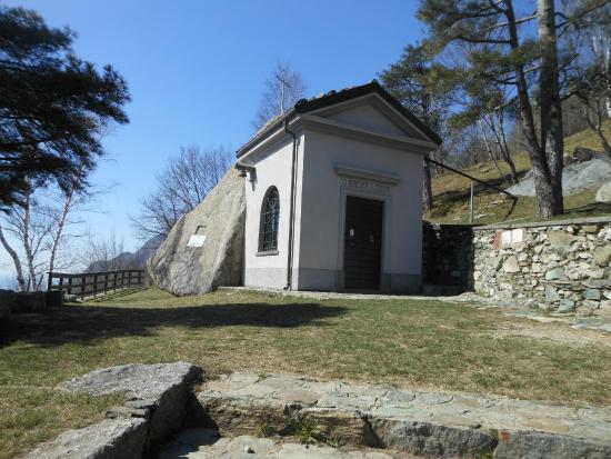 Monumento Naturale Regionale del Sasso di Preguda