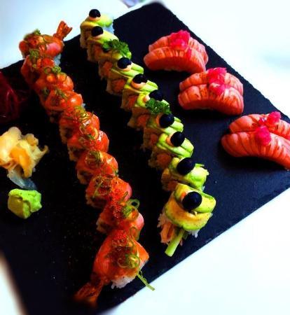 sushi take away østerbro