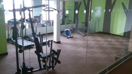 Gym picture of citrus hotel johor bahru by compass hospitality