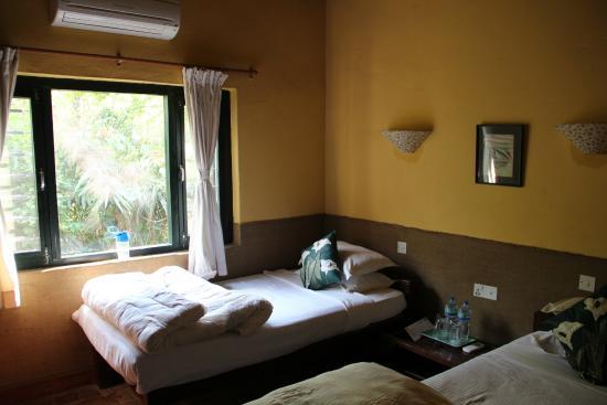 Maruni Sanctuary Lodge : Unser Zimmer