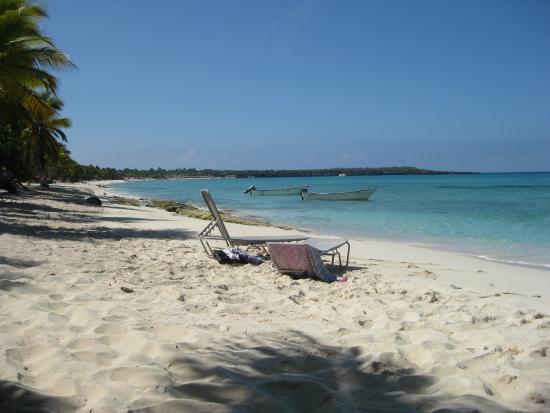 Bayahíbe, República Dominicana: Quiet Beach at Catalina Island