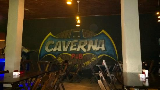 Caverna do Batman Pub