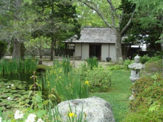 North Salem, Нью-Йорк: Inside the Japanese Stroll Garden