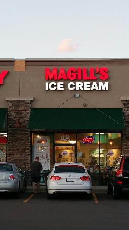 ‪Magills World of Ice Cream‬