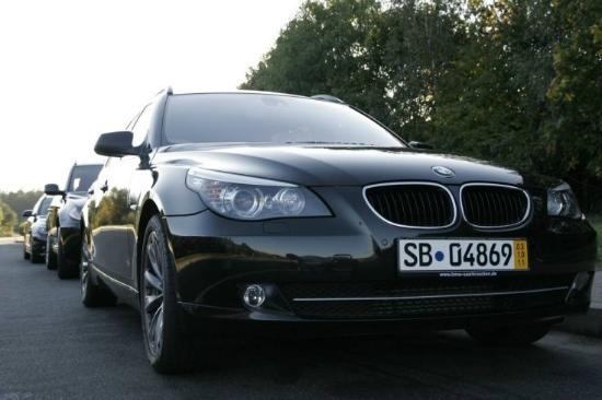 Martin's Prague Taxi & Transfers: BMW 5 series