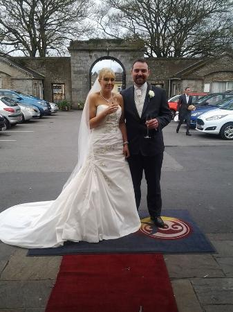 Castle Arch Hotel: our wedding