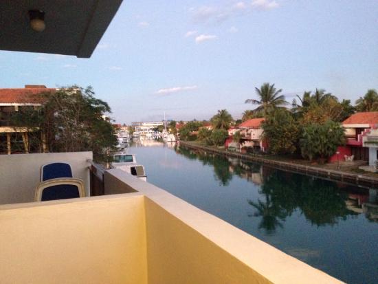 Hotel Club Acuario: Vista habitacion club acuario