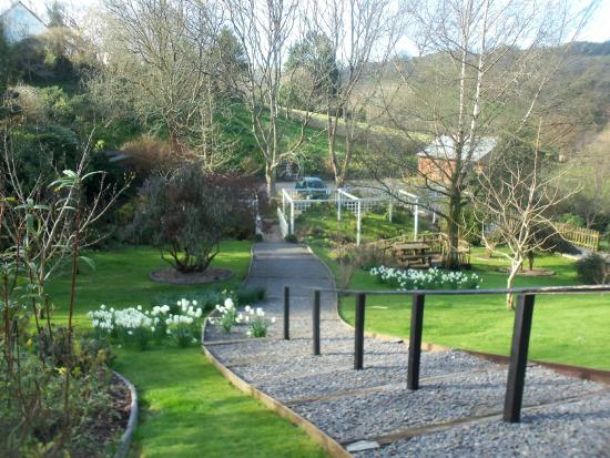 Langleigh Guest House : the garden