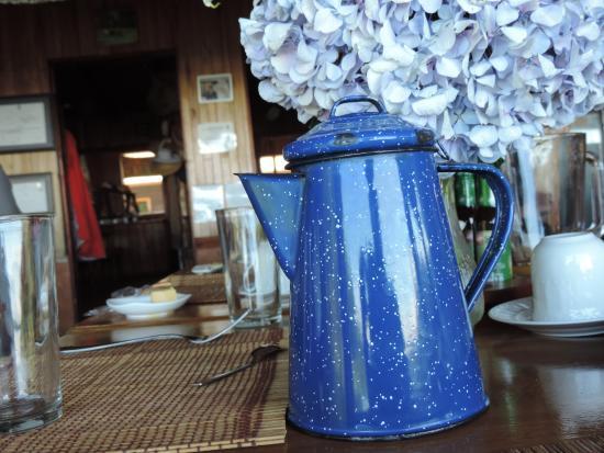 Rancho Makena: coffee factiry