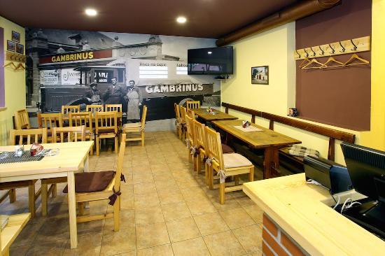 Restaurace U Žirafy