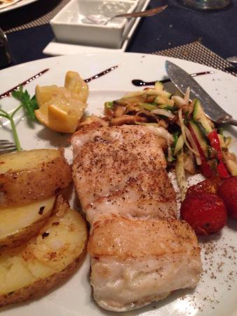 Laguna Restaurant : Delicious Hake!