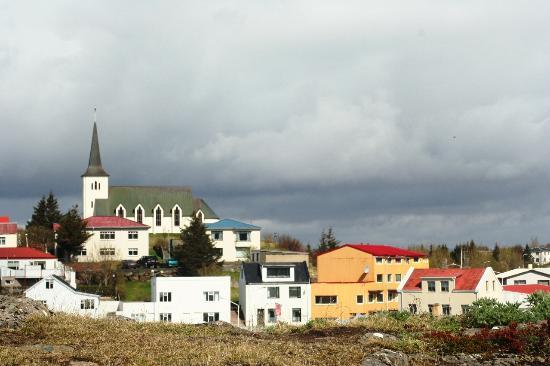 Borgarnes HI Hostel照片