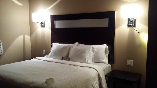Podollan Inn & Spa: Bedroom