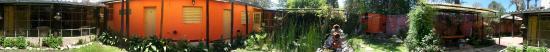 Termas De Reyes, Argentina: jardin de la hosteria