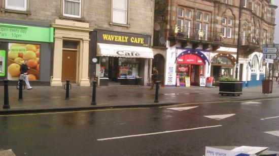 Waverly Cafe
