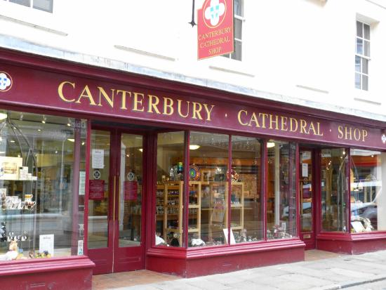 ‪Canterbury Cathedral Shop‬
