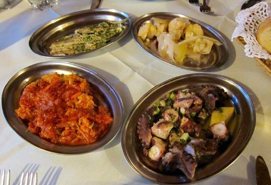 Mabrouk : Antipasti