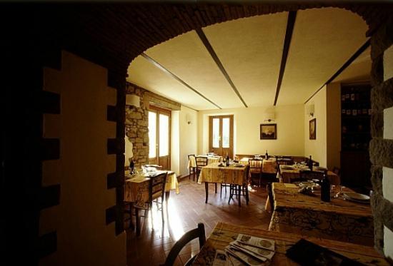 Borgo Valagnesi: sala colazione / ristorante