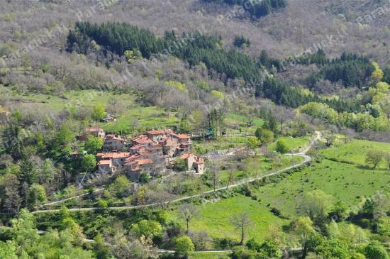 Borgo Valagnesi: vista panoramica del borgo