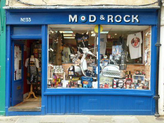 Mod & Rock