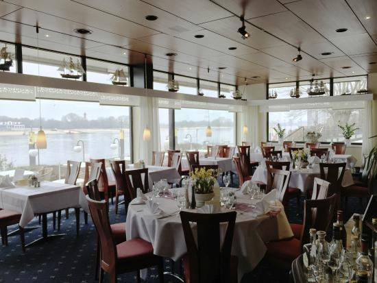 Faehrhaus Farge: Restaurant/ Frühstücksraum