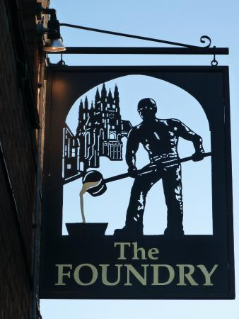 ‪The Foundry Brew Pub‬