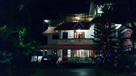 Colonel's Homestay: From the street
