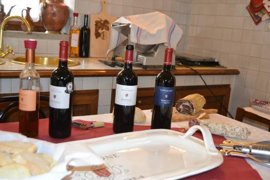 Cantina Berioli: Degustando round due