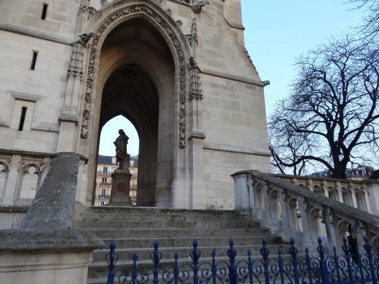 París, Francia: La Tour Saint-Jacques