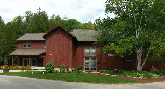 Ephraim, WI: Anderson Barn History Center