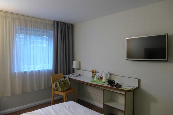 Hotel Campanile Northampton: Bedroom