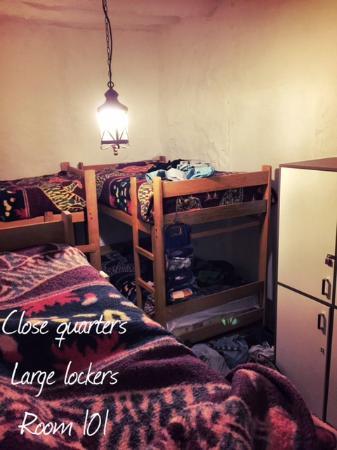Intro Hostels Cusco : Dorm room 101