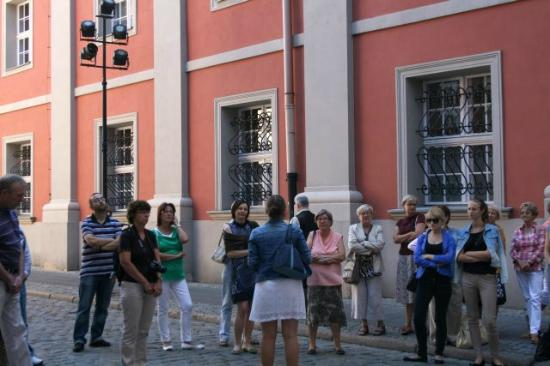 Visit Poznan Walking Tours