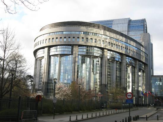 Europäisches Parlament - Picture of European Parliament ...