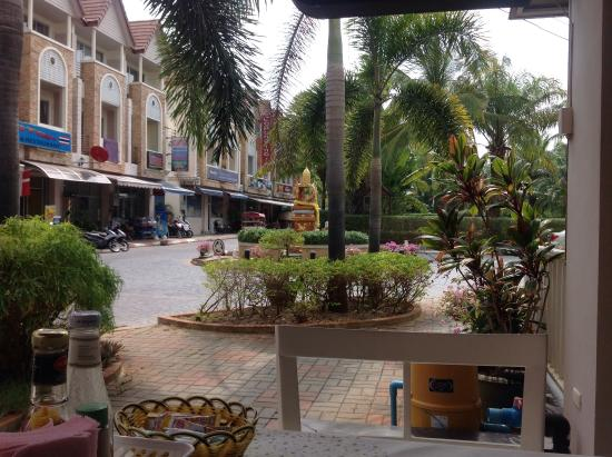 Jinta Andaman : Hotel Cafe
