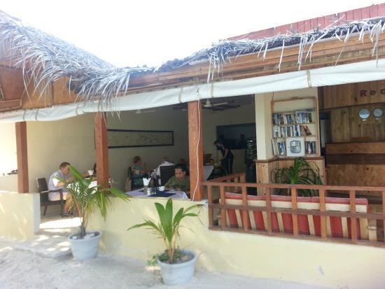 WhiteShell Beach Inn: Restaurant