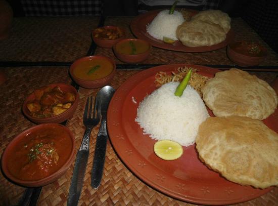 Saptapadi Restaurant Kolkata West Bengal